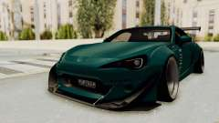 Scion FRS Rocket Bunny Killagram v1.0 для GTA San Andreas
