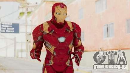 Captain America Civil War - Iron Man для GTA San Andreas