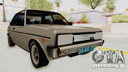 Fiat 131 Supermirafiori 1977 для GTA San Andreas