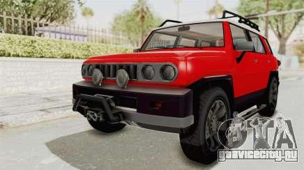GTA 5 Karin Beejay XL IVF для GTA San Andreas