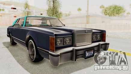 GTA 5 Dundreary Virgo Classic Custom v2 IVF для GTA San Andreas