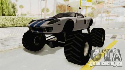 Ford GT 2005 Monster Truck для GTA San Andreas