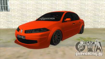 Renault Megane II Special TR для GTA San Andreas