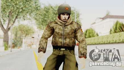 Russian Solider 3 from Freedom Fighters для GTA San Andreas