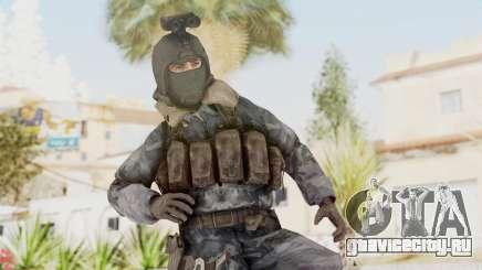 COD 4 Custom Russian Soldier для GTA San Andreas