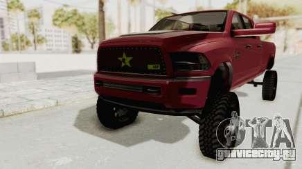 Dodge Ram Megacab Long Bed для GTA San Andreas