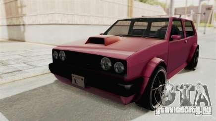 New Club Modification для GTA San Andreas