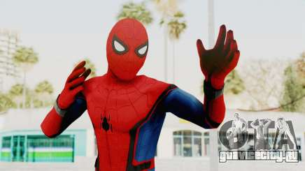 Spider-Man Civil War для GTA San Andreas