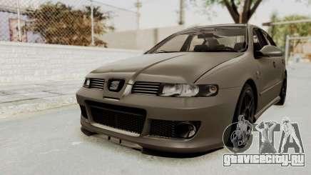 Seat Leon CupraR 2003 для GTA San Andreas