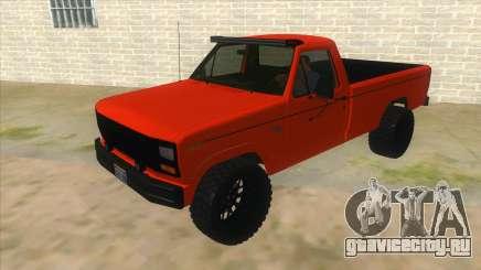 1984 Ford F150 Final для GTA San Andreas