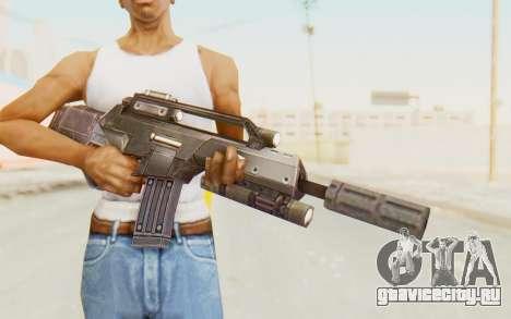 APB Reloaded - STAR 556 LCR для GTA San Andreas третий скриншот