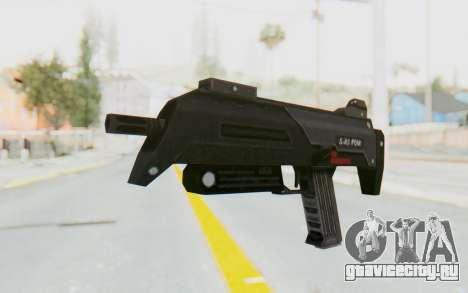 APB Reloaded - S-AS PDW для GTA San Andreas