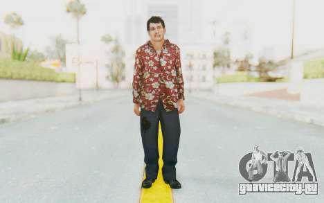 Mafia 2 - Joe Beaten для GTA San Andreas второй скриншот