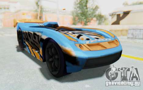 Hot Wheels AcceleRacers 1 для GTA San Andreas