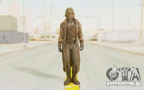 Fallout 4 - Veteran Ranger для GTA San Andreas второй скриншот
