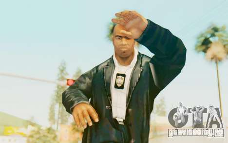 Def Jam Fight For New York - Stark для GTA San Andreas