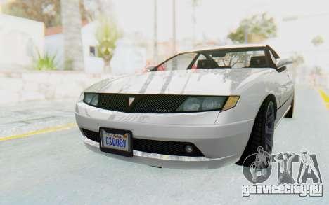 GTA 5 Imponte DF8-90 для GTA San Andreas вид справа