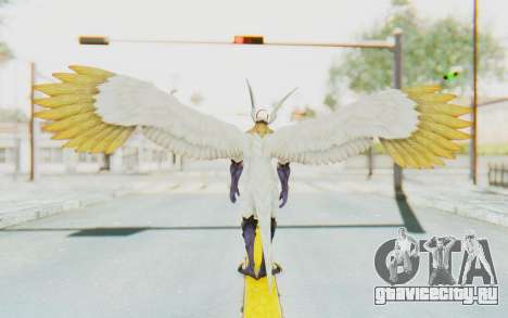 Devil May Cry 4 - Angelo Credo v2 для GTA San Andreas третий скриншот