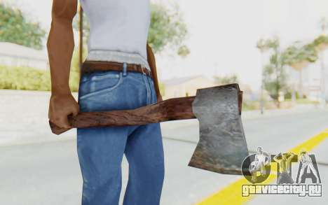 CoD Ghosts DLC Michael Myers Weapon для GTA San Andreas