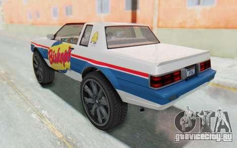 GTA 5 Willard Faction Custom Donk v3 для GTA San Andreas салон
