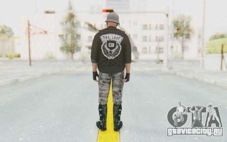 GTA 5 Lost Gang 2 для GTA San Andreas третий скриншот