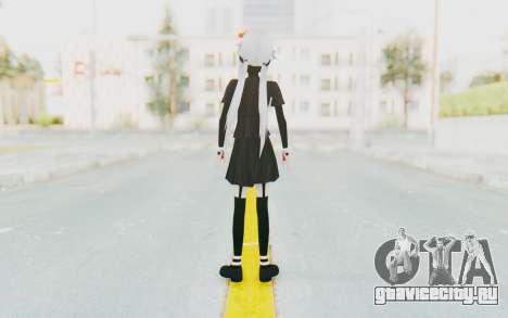 Gasai Yuno Ghoul для GTA San Andreas третий скриншот