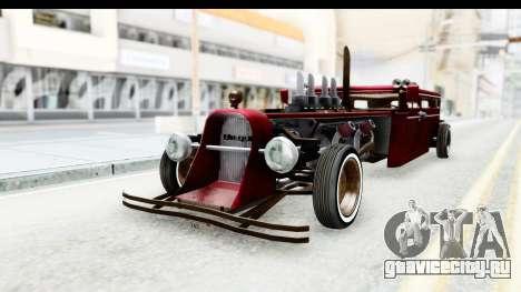 Unique V16 Fordor Ratrod для GTA San Andreas