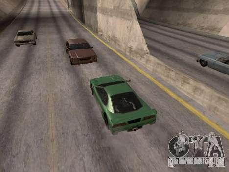 Напролом для GTA San Andreas второй скриншот