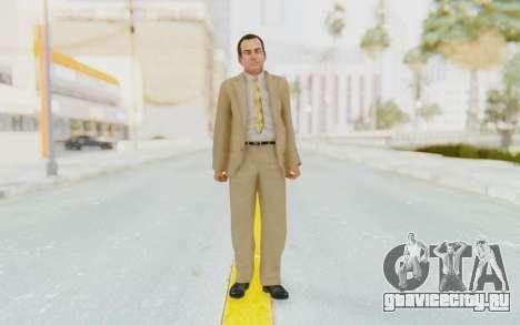 Mafia 2 - Eddie Scarpa для GTA San Andreas второй скриншот