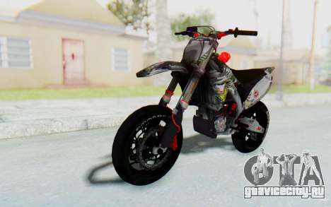 Kawasaki KX125 Supermoto v2 High Modif для GTA San Andreas