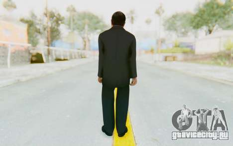Mafia 2 - Wong для GTA San Andreas третий скриншот