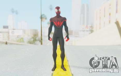 Miles Morales - Shatered Dimenshion для GTA San Andreas второй скриншот