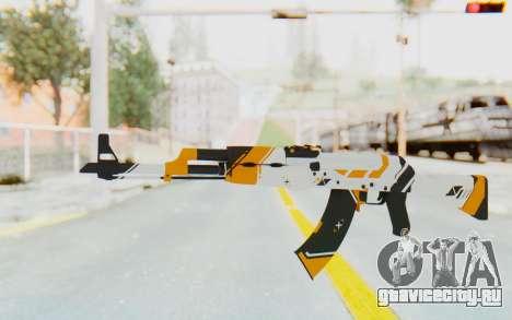 CS:GO - AK-47 Asiimov для GTA San Andreas
