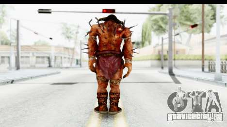God of War 3 - Hades для GTA San Andreas третий скриншот