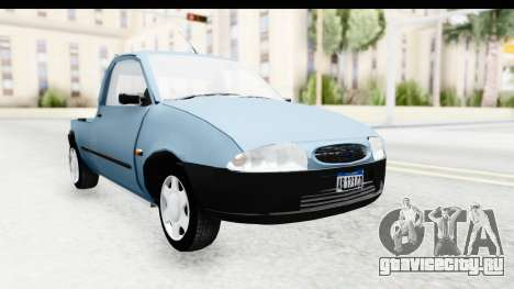 Ford Courier 2016 для GTA San Andreas