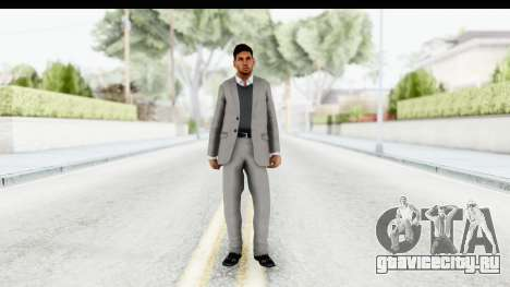 Messi Formal Fixed Up для GTA San Andreas второй скриншот
