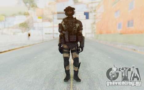Federation Elite LMG Desert для GTA San Andreas второй скриншот