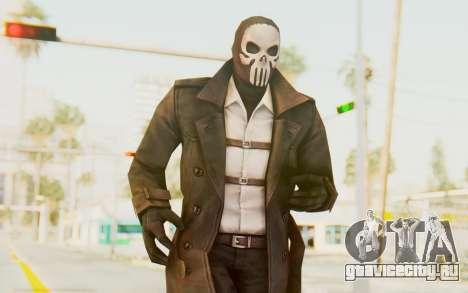 Marvel Future Fight - Punisher (Noir) для GTA San Andreas