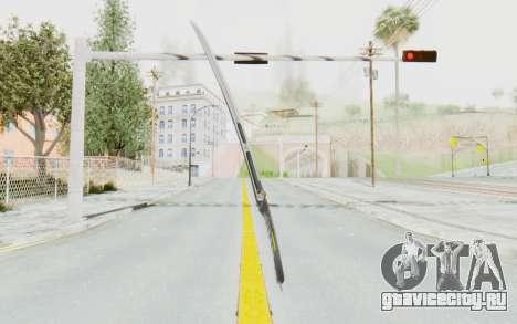 Yuri Katana для GTA San Andreas второй скриншот