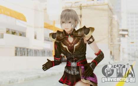 Dynasty Warriors 8: Xtreme Legends - Lu Lingqi 1 для GTA San Andreas