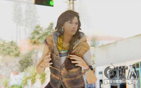 Far Cry 4 - Amita для GTA San Andreas