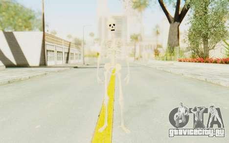 Skeleton для GTA San Andreas второй скриншот