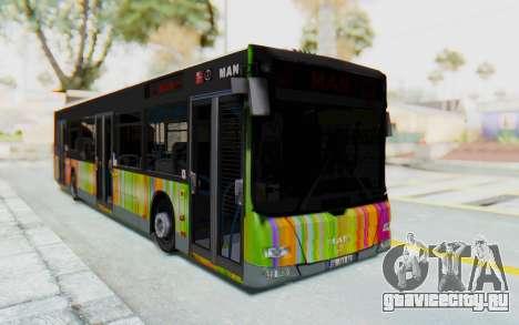 MAN Lion City 23267 для GTA San Andreas