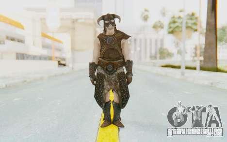 Skyrim - Dovahkiin для GTA San Andreas второй скриншот