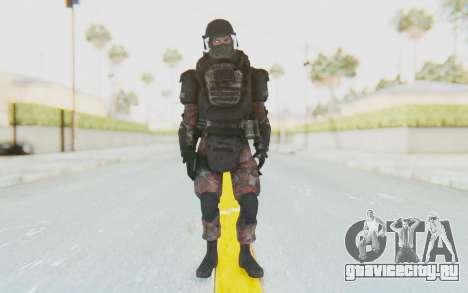COD MW2 Russian Paratrooper v3 для GTA San Andreas второй скриншот