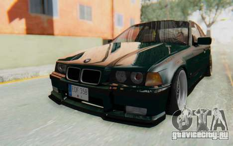 BMW 325tds E36 для GTA San Andreas