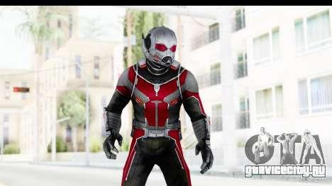 Marvel Future Fight - Ant-Man (Civil War) для GTA San Andreas