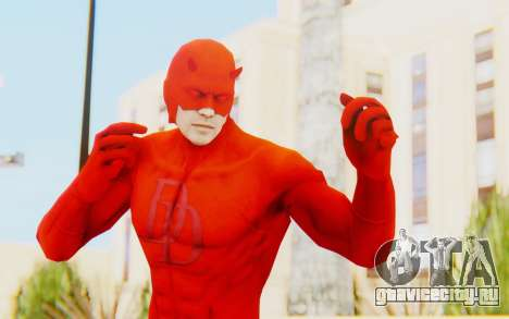 Marvel Heroes - Daredevil для GTA San Andreas
