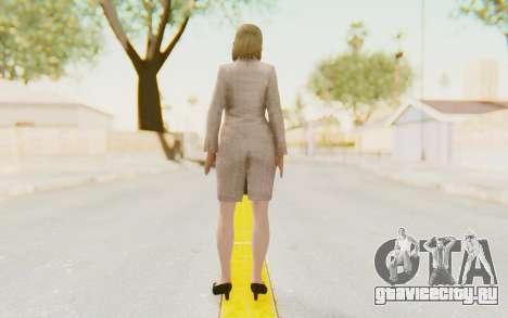 Dead Rising - Jessica McCartney для GTA San Andreas третий скриншот