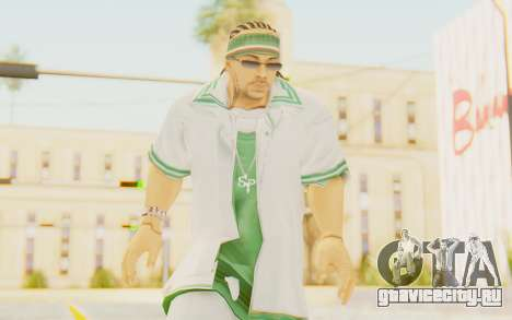 Def Jam Fight For New York - Sean Paul v1 для GTA San Andreas
